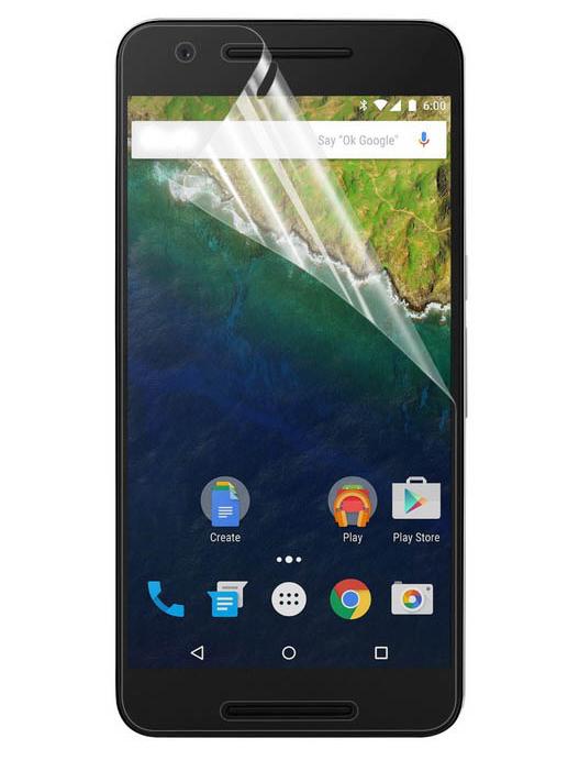 3-Pack Huawei Nexus 6P Skärmskydd - Ultra Thin