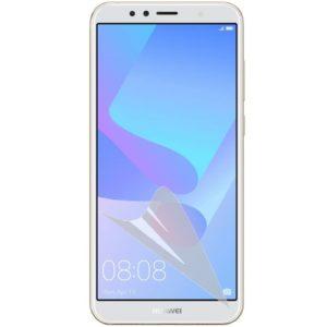 3-Pack Huawei Y6 2018 Skärmskydd - Ultra Thin