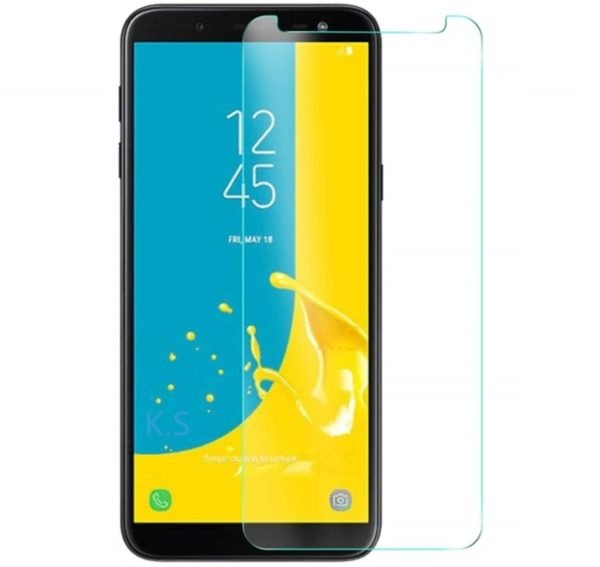 2-Pack Samsung Galaxy J6 Härdat Glas Skärmskydd 0,3mm
