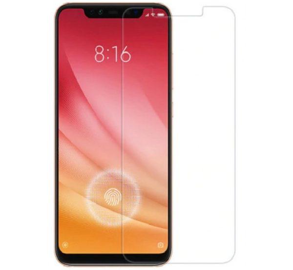 2-Pack Xiaomi Mi 8 Pro Härdat Glas Skärmskydd 0,3mm