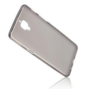 OnePlus 3 Transparent Mjukt TPU Skal