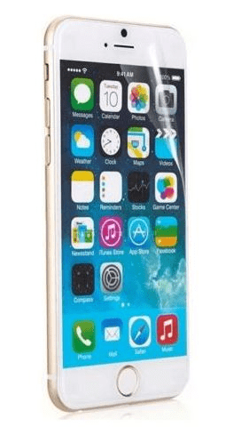 3-Pack iPhone 6 Skärmskydd - Ultra Thin