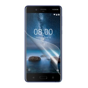 3-Pack Nokia 8 Sirocco Skärmskydd - Ultra Thin