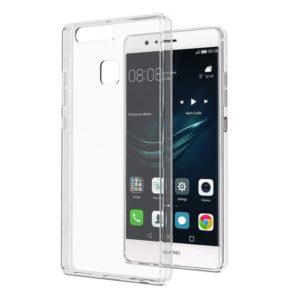 Huawei P9 Plus Genomskinlig Mjuk TPU Skal