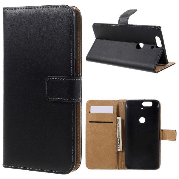 Samsung Galaxy Note 7 Läder Plånboksfodral Svart