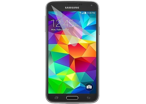 2-Pack Samsung Galaxy S5 Skärmskydd - Ultra Thin