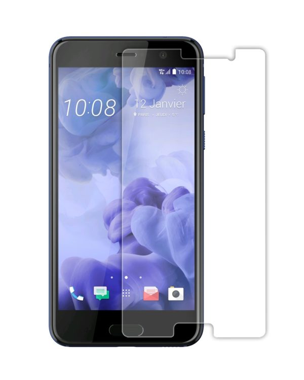 HTC U Play Härdat Glas Skärmskydd