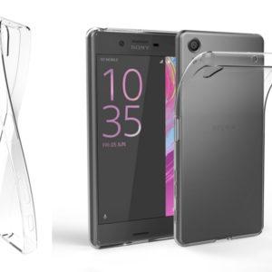 Sony Xperia X Genomskinlig Mjuk TPU Skal