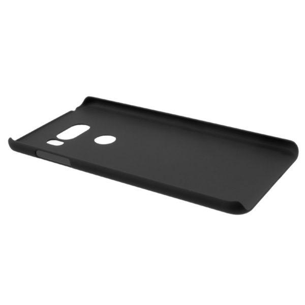 LG V30S ThinQ Svart Hard Case Skal