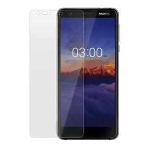 2-Pack Nokia 3.1 Härdat Glas Skärmskydd 0,3mm