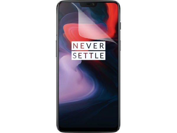 3-Pack OnePlus 6 Skärmskydd - Ultra Thin