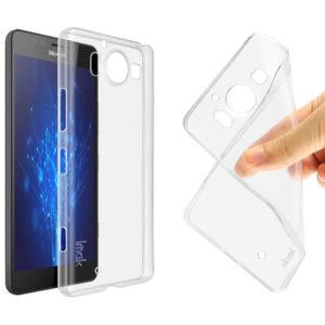 Nokia Lumia 950 Genomskinlig Mjuk TPU Skal