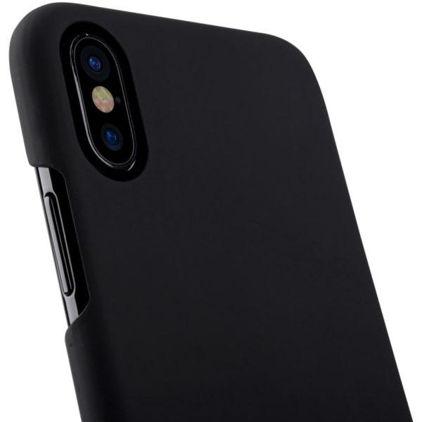 iPhone XS Svart Hard Case Skal