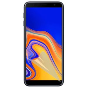 3-Pack Samsung Galaxy J6 Plus Skärmskydd - Ultra Thin