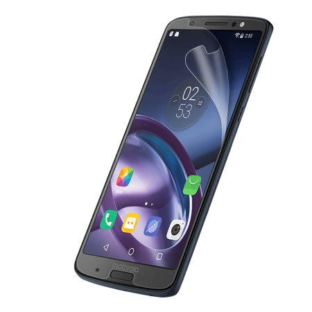 3-Pack Motorola Moto G6 Plus Skärmskydd - Ultra Thin