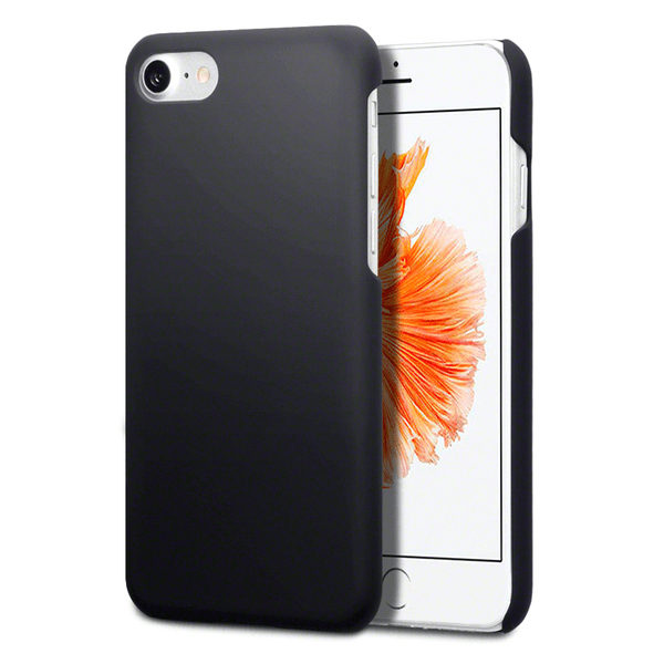 iPhone 7 Svart Hard Case Skal