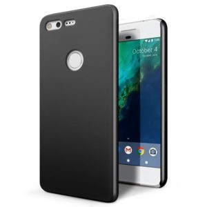 Google Pixel XL Svart Hard Case Skal
