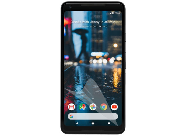 2-Pack Google Pixel 2 XL Skärmskydd - Ultra Thin