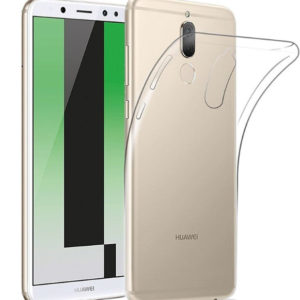 Huawei Mate 10 Lite Transparent Mjuk TPU Skal