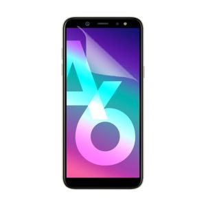 3-Pack Samsung Galaxy A6 2018 Skärmskydd - Ultra Thin