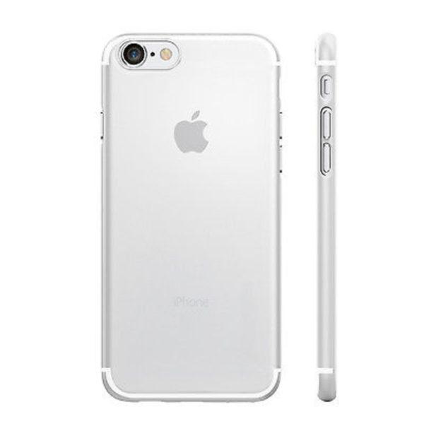 iPhone 8 Genomskinligt Mjukt TPU Skal