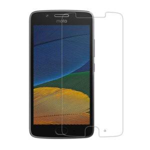 2-Pack Motorola Moto G5 Härdat Glas Skärmskydd 0,3mm