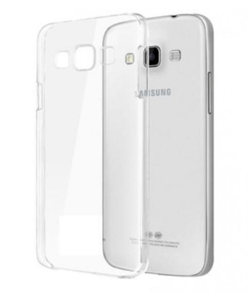 Samsung Galaxy Core Prime Genomskinlig Mjuk TPU Skal