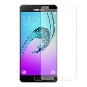 2-Pack Samsung Galaxy A5 2016 Härdat Glas Skärmskydd 0,3mm