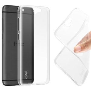 HTC One A9 Genomskinlig Mjuk TPU Skal