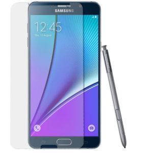 2-Pack Samsung Galaxy Note 5 Härdat Glas Skärmskydd 0,3mm