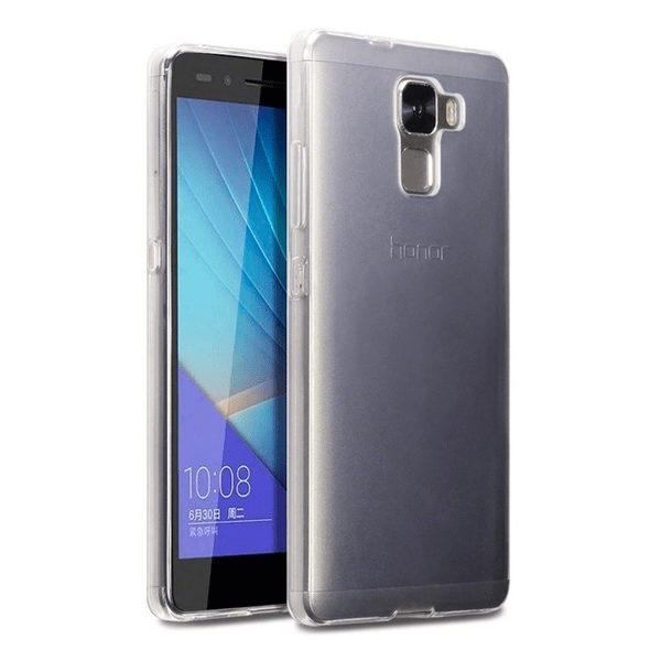 Huawei Honor 7 Genomskinlig Mjuk TPU Skal