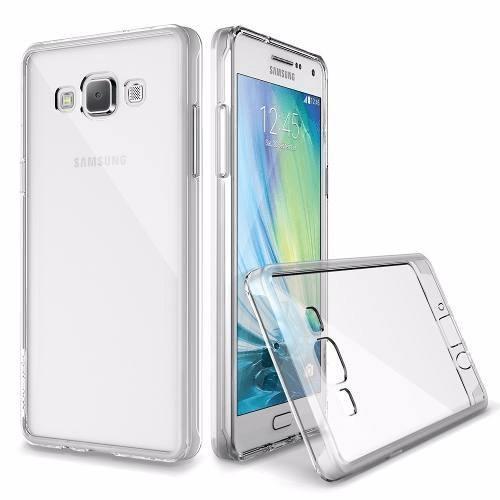 Samsung Galaxy J5 Genomskinlig Mjuk TPU Skal