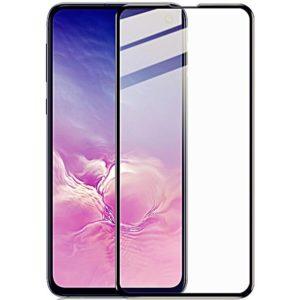 Samsung Galaxy S10e Heltäckande 3D Härdat Glas Skärmskydd