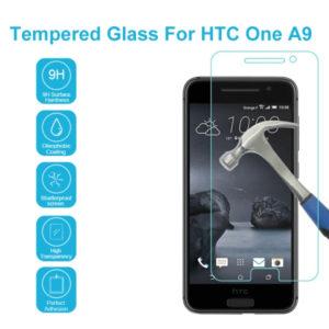 HTC One A9 Härdat Glas Skärmskydd 0,3mm
