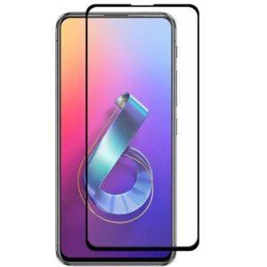 Asus Zenfone 6 Heltäckande 3D Härdat Glas Skärmskydd 0,2mm
