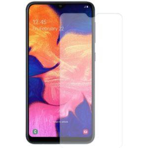 Samsung Galaxy A10 Härdat Glas Skärmskydd 0,3mm