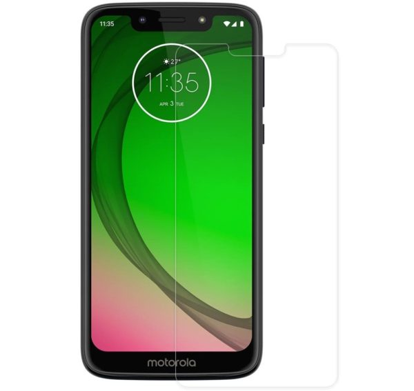 Motorola Moto G7 Play Härdat Glas Skärmskydd 0,3mm