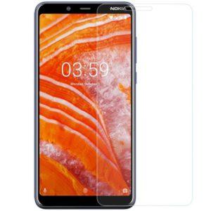 Nokia 3.1 Plus Härdat Glas Skärmskydd 0,3mm