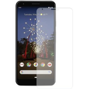 2-Pack Google Pixel 3a XL Härdat Glas Skärmskydd 0,3mm