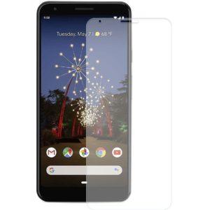 2-Pack Google Pixel 3a Härdat Glas Skärmskydd 0,3mm