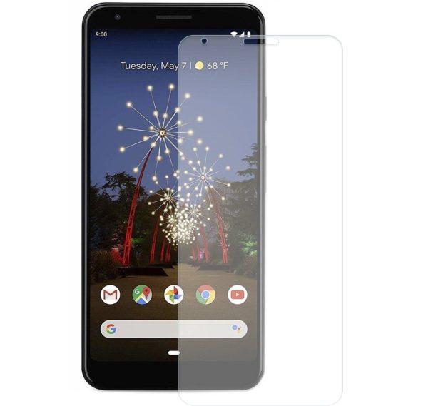 Google Pixel 3a Härdat Glas Skärmskydd 0,3mm