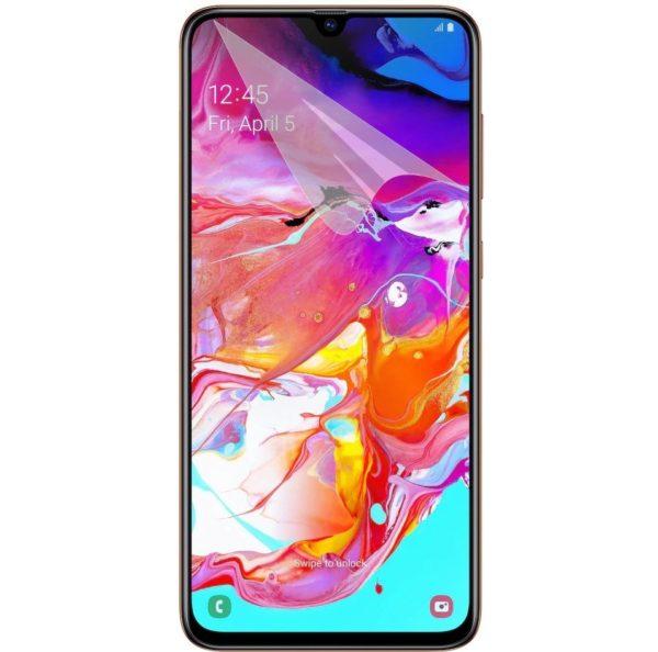 Samsung Galaxy A70 Skärmskydd - Ultra Thin