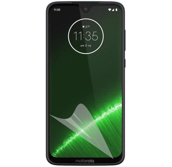 3-Pack Motorola Moto G7 Plus Skärmskydd - Ultra Thin