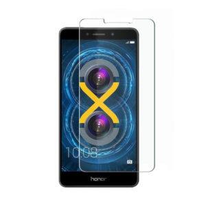 2-Pack Huawei Honor 6X Härdat Glas Skärmskydd 0,3mm