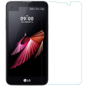 LG X Screen Härdat Glas Skärmskydd 0,3mm