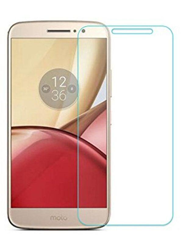 2-Pack Moto M Härdat Glas Skärmskydd