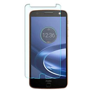 2-Pack Motorola Moto Z Play Härdat Glas Skärmskydd 0,3mm