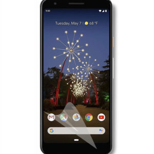 3-Pack Google Pixel 3a Skärmskydd - Ultra Thin