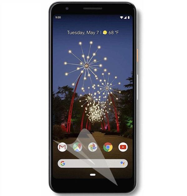 3-Pack Google Pixel 3a Skärmskydd - Ultra Thin