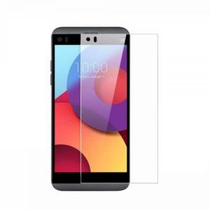 2-Pack LG Q8 Härdat Glas Skärmskydd 0,3mm